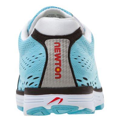 Newton Aha Neutral Ladies Running Shoes Back View