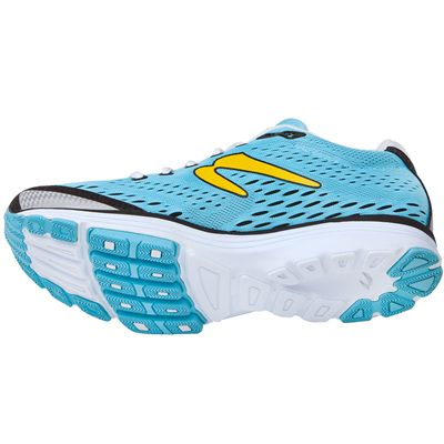 Newton Aha Neutral Ladies Running Shoes Bottom View