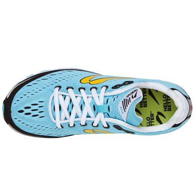Newton Aha Neutral Ladies Running Shoes Top View
