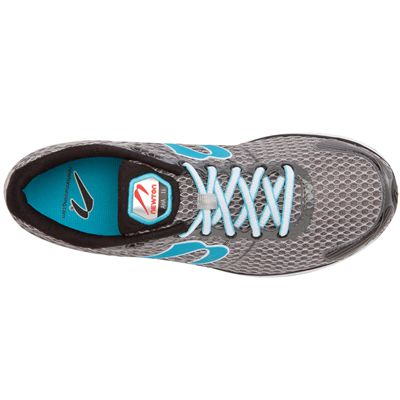 Newton Aha Neutral Ladies Running Shoes Top View Image
