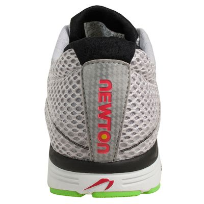 Newton Aha Neutral Mens Running Shoes Back View Image