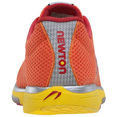 Newton Distance III Neutral Mens Running Shoes  - rear view