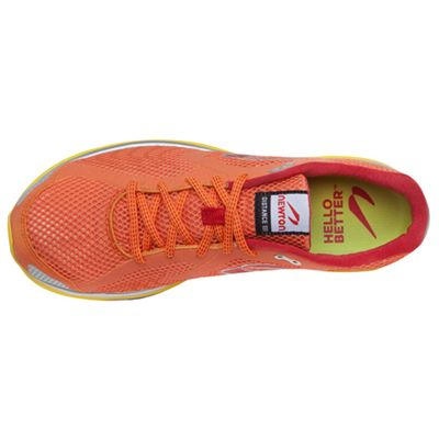 Newton Distance III Neutral Mens Running Shoes  - top view
