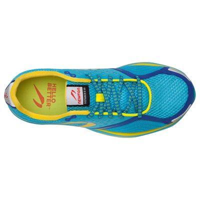 Newton Distance S III Stability Ladies Running Shoes - Top View Image