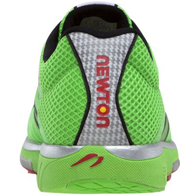 Newton Distance S III Stability Mens Running Shoes - rear view