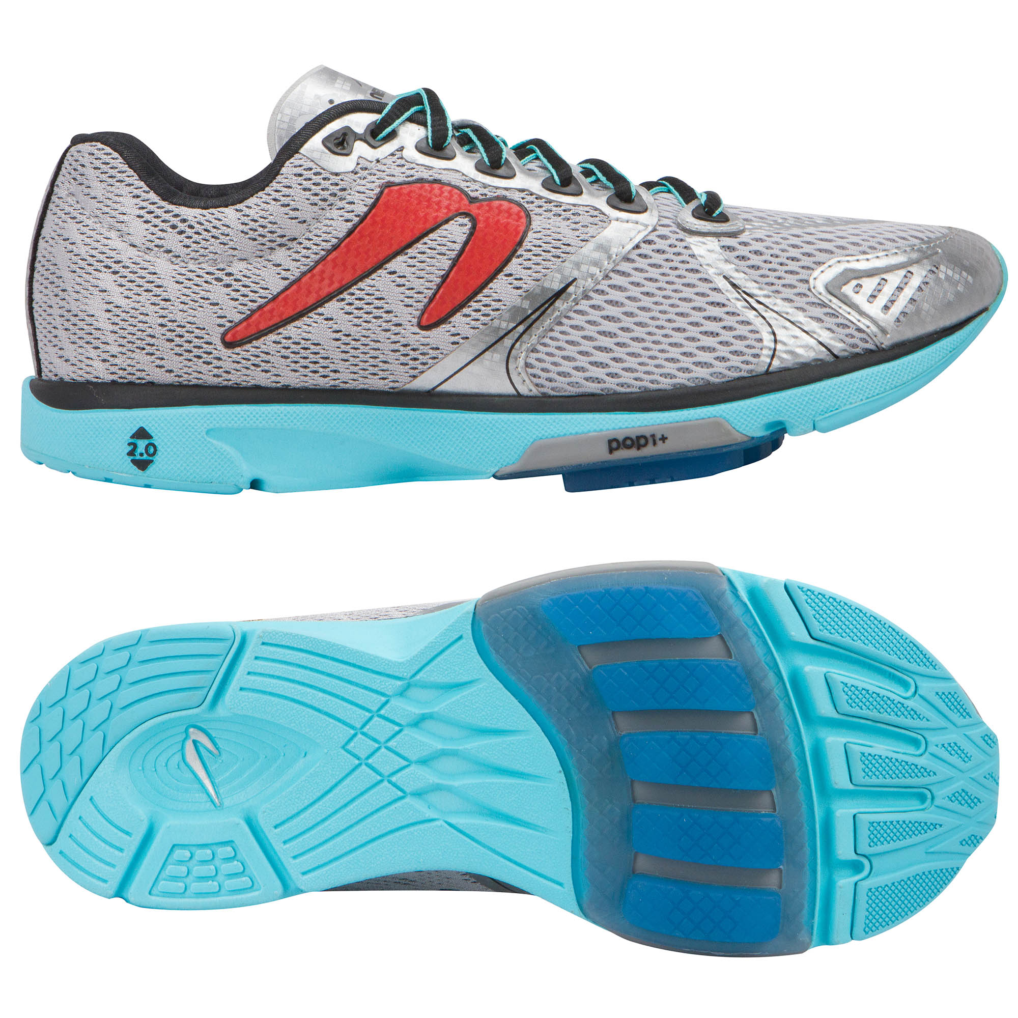 Newton Distance V Neutral Ladies Running Shoes - 5.5 UK