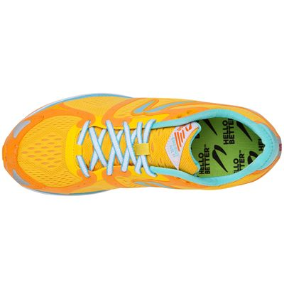 Newton Energy NR II Stability Ladies Running Shoes Top View