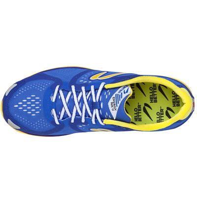 Newton Energy NR II Stability Mens Running Shoes Top View