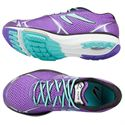 Newton Fate II Ladies Neutral Running Shoes - Side, Top