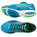 Newton Fate II Mens Neutral Running Shoes - Side, Top