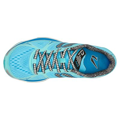Newton Fate Neutral Ladies Running Shoes 2016 - Top View