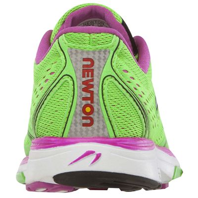 Newton Fate Neutral Ladies Running Shoes Rear Angle