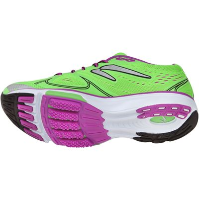 Newton Fate Neutral Ladies Running Shoes Tilt Angle