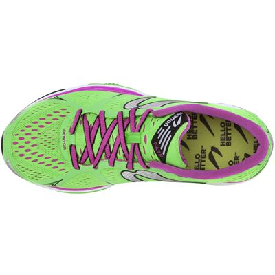 Newton Fate Neutral Ladies Running Shoes Top Angle