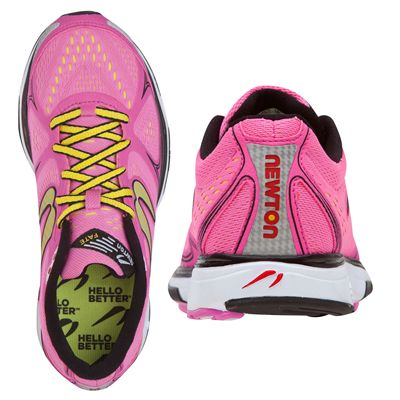Newton Fate Neutral Ladies Running Shoes - Alternative View