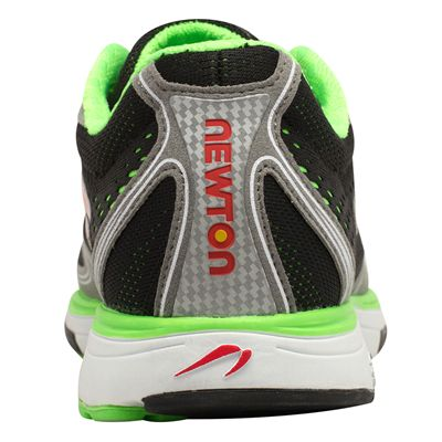 Newton Fate Neutral Mens Running Shoes 2016 - Back View