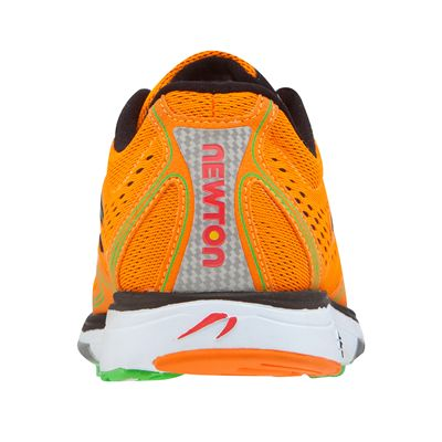 Newton Fate Neutral Mens Running Shoes - Back View