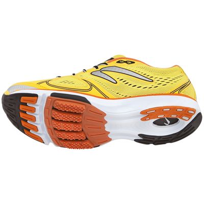 Newton Fate Neutral Mens Running Shoes Tilt Angle