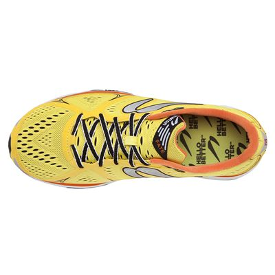 Newton Fate Neutral Mens Running Shoes Top Angle