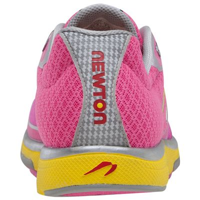 Newton Gravity III Neutral Ladies Running Shoes - rear view
