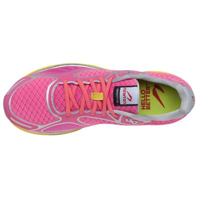 Newton Gravity III Neutral Ladies Running Shoes - top view