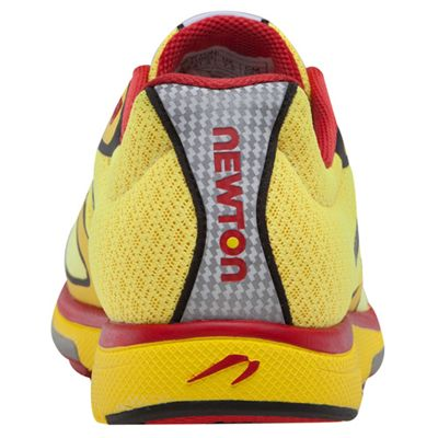 Newton Gravity III Neutral Mens Running Shoes - rear view