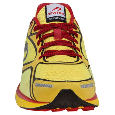 Newton Gravity III Neutral Mens Running Shoes - front view