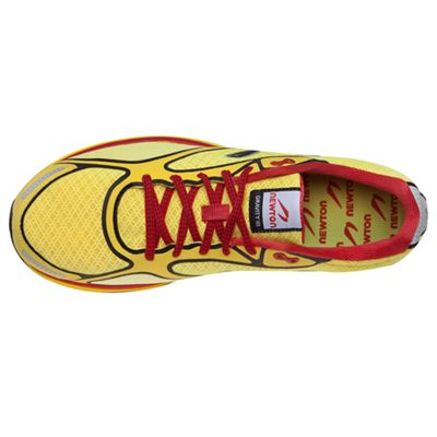 Newton Gravity III Neutral Mens Running Shoes - top view