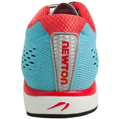 Newton Gravity IV Neutral Ladies Running Shoes - Back View
