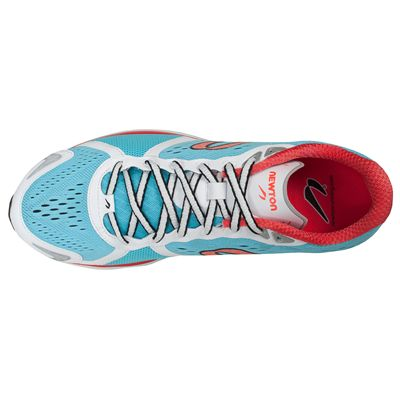 Newton Gravity IV Neutral Ladies Running Shoes - Top View