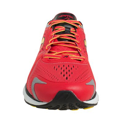 Newton Gravity IV Neutral Mens Running Shoes - Front View