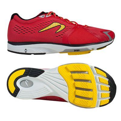 Newton Gravity IV Neutral Mens Running Shoes - Main Image