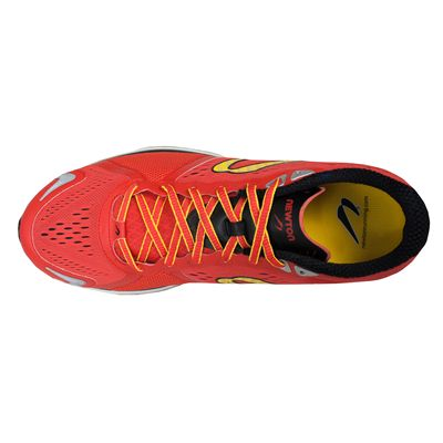 Newton Gravity IV Neutral Mens Running Shoes - Top View