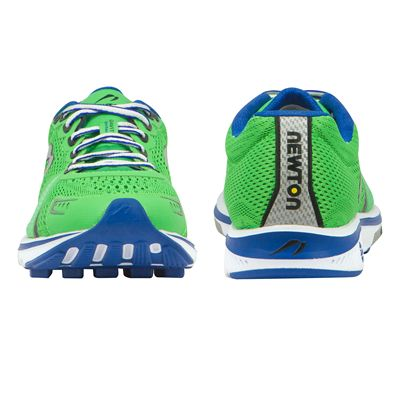 Newton Gravity V Neutral Mens Running Shoes - Side - Front/Back
