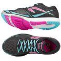Newton Kismet II Ladies Stability Running Shoes - Side, Top