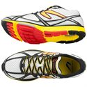 Newton Kismet II Mens Stability Running Shoes - Side, Top