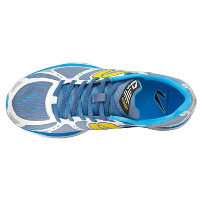 Newton Kismet Stability Ladies Running Shoes 2016 - Top View