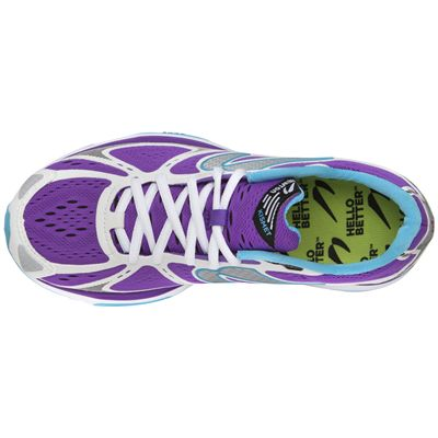Newton Kismet Stability Ladies Running Shoes Top Angle