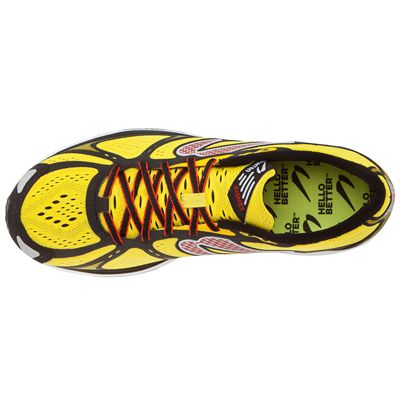 Newton Kismet Stability Mens Running Shoes - Top View