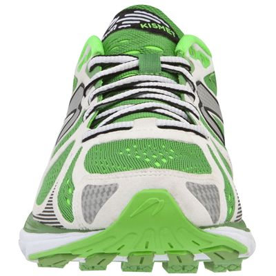 Newton Kismet Stability Mens Running Shoes Front Angle