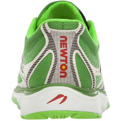 Newton Kismet Stability Mens Running Shoes Rear Angle