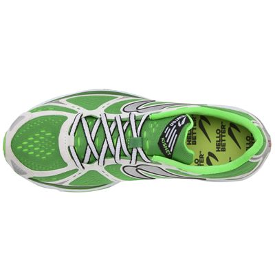 Newton Kismet Stability Mens Running Shoes Top Angle
