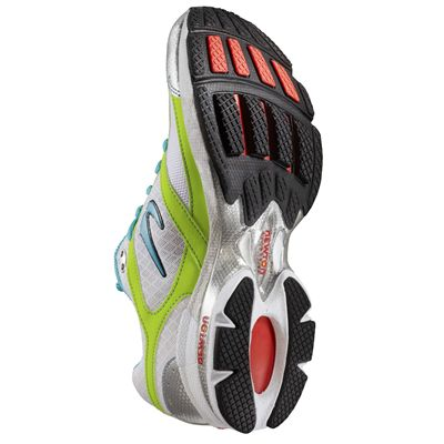 Newton Lady Isaac Stability Guidance Ladies Trainer - bottom view
