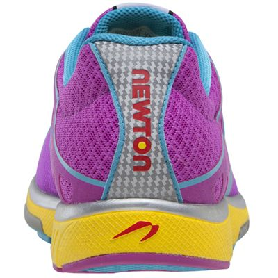 Newton Motion III Stability Ladies Running Shoes - rear view
