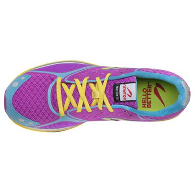 Newton Motion III Stability Ladies Running Shoes - top view