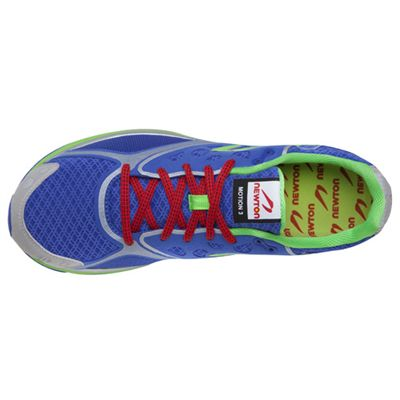 Newton Motion III Stability Mens Running Shoes - top view