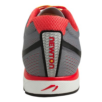 Newton Motion IV Stability Mens Running Shoes - Back View