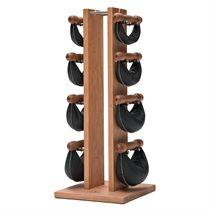 NOHrD by WaterRower Cherry Swing Tower Swing Bells Set