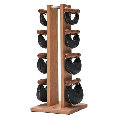 NOHrD by WaterRower Cherry Swing Tower Swing Bells Set
