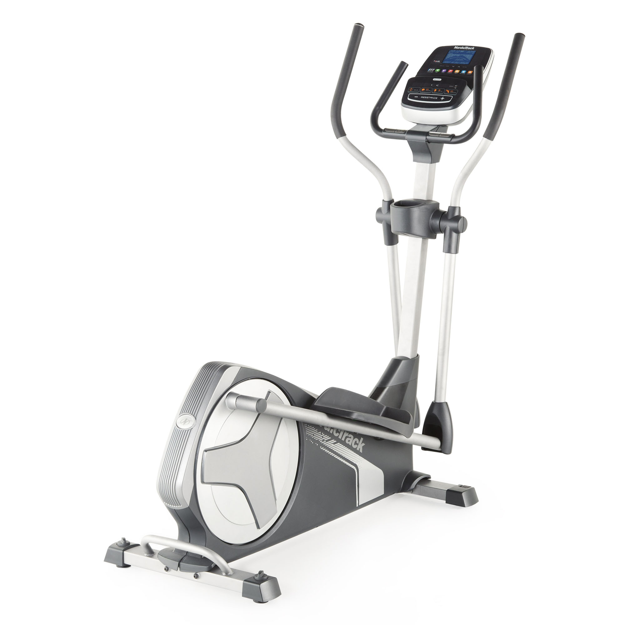 NordicTrack AudioStrider 900 Folding Cross Trainer ...